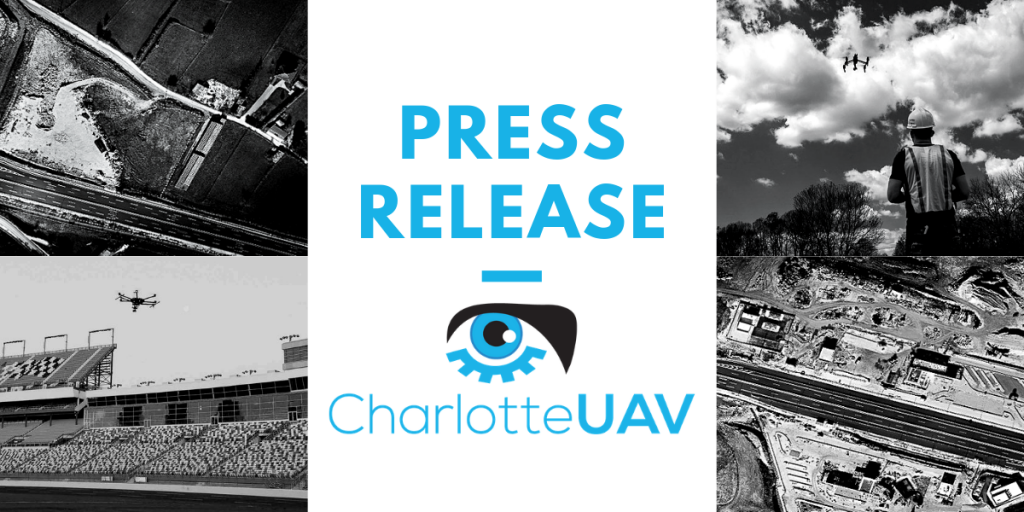 press release for charlotte uav